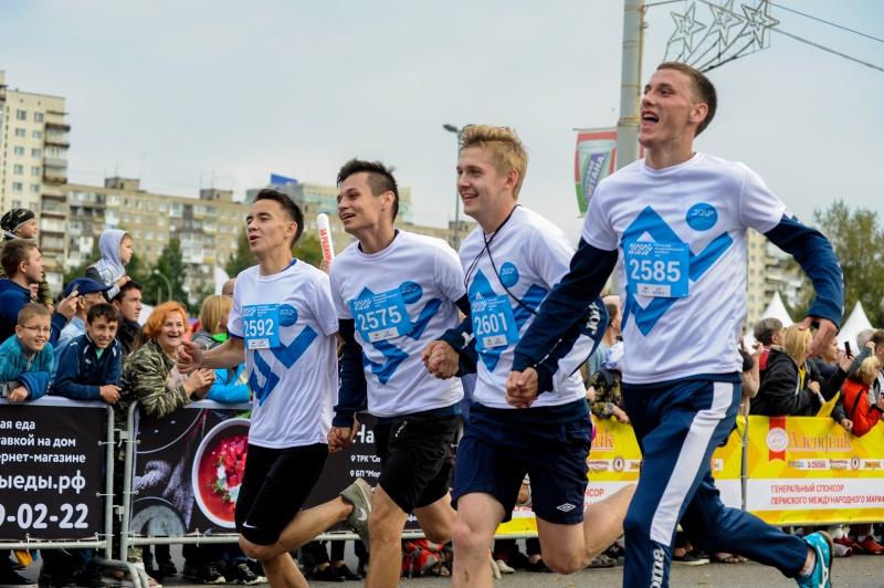 Абсолютными победителями Пермского международного марафона стали Дмитрий Сафронов и Анастасия Кушниренко