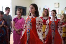 Дети ознакомились с культурой Индии