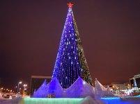 В Перми официально началась подготовка к Новому году