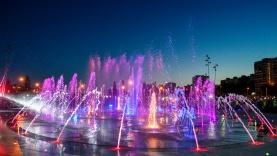 Пермяков приглашают посмотреть представления нового фонтана