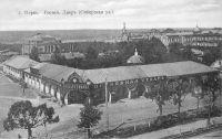 Торговая площадь на пересечении Сибирской и Петропавловской улиц